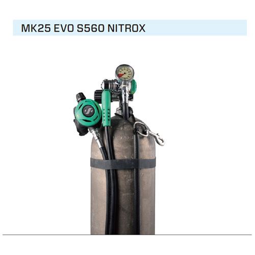 MK25 EVO S560 NITROX