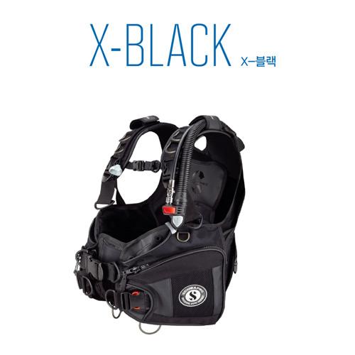 X-BLACK / X-블랙