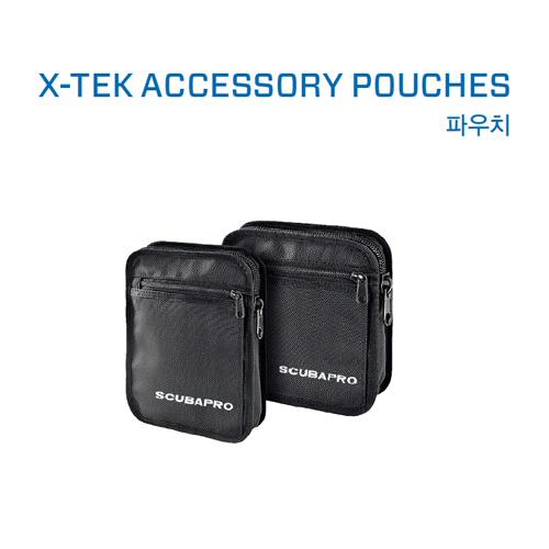 파우치 / X-TEK ACCESSORY POUCHES